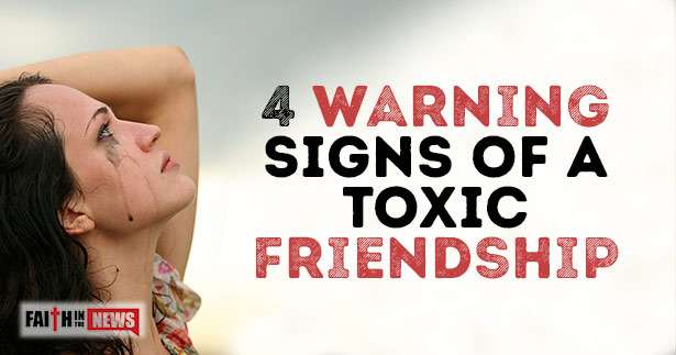 Warning Signs Of A Toxic Friendship