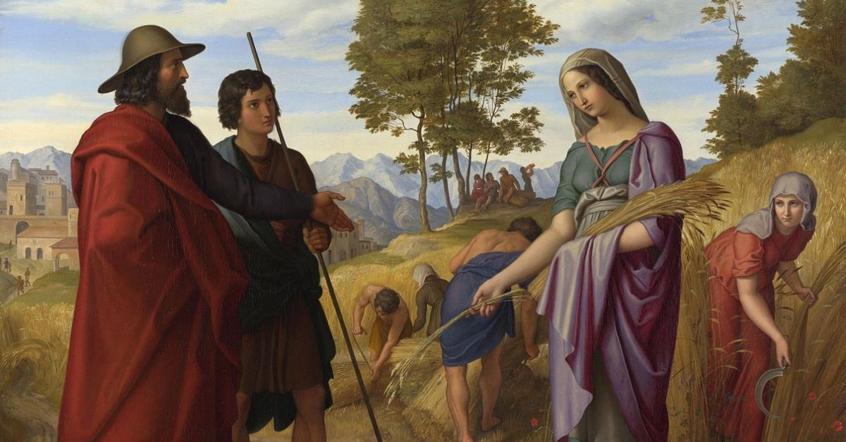The Hidden Reason Boaz Was Compassionate to Ruth