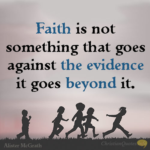 4 THINGS ABOUT FAITH