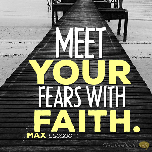 Trust God's Word, Not Your Fears