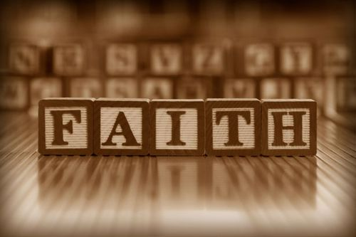 The Value of Faith above all else