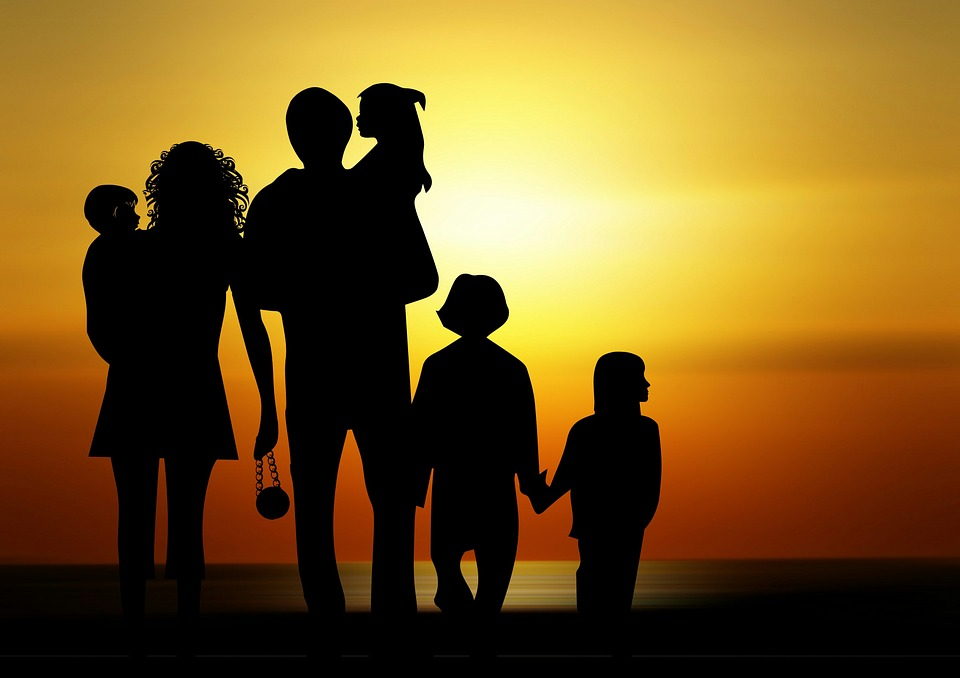 The key to reaching your family first