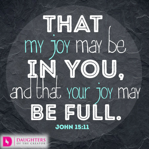 Enjoy your Life in Christ