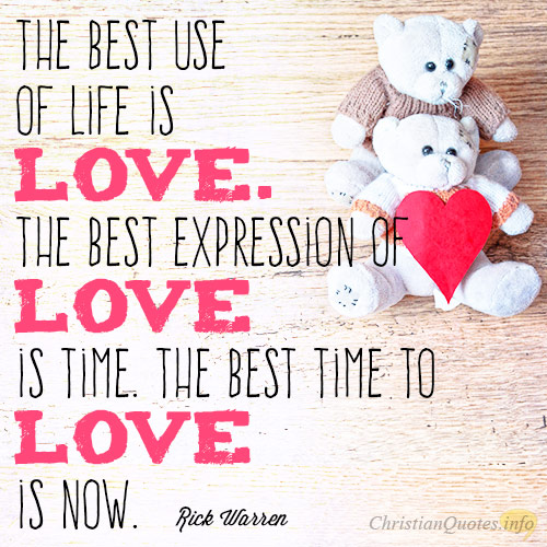 3 WAYS TO EXPRESS LOVE IN LIFE