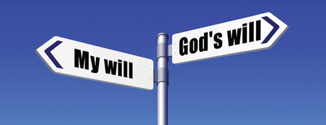 Two Steps to Knowing God's Will