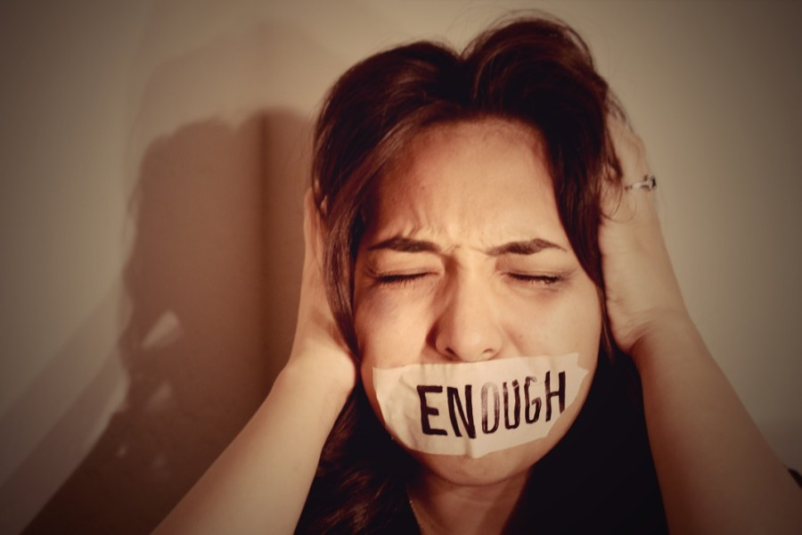 The Abuse Epidemic: Silent No More