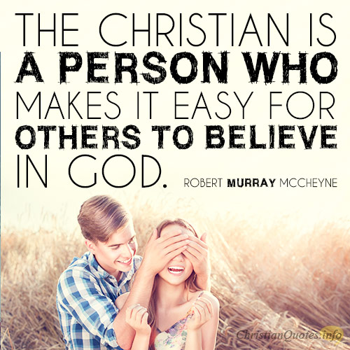 4 WAYS OTHERS SEE GOD IN US