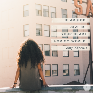Dear God, Give Me Your Heart