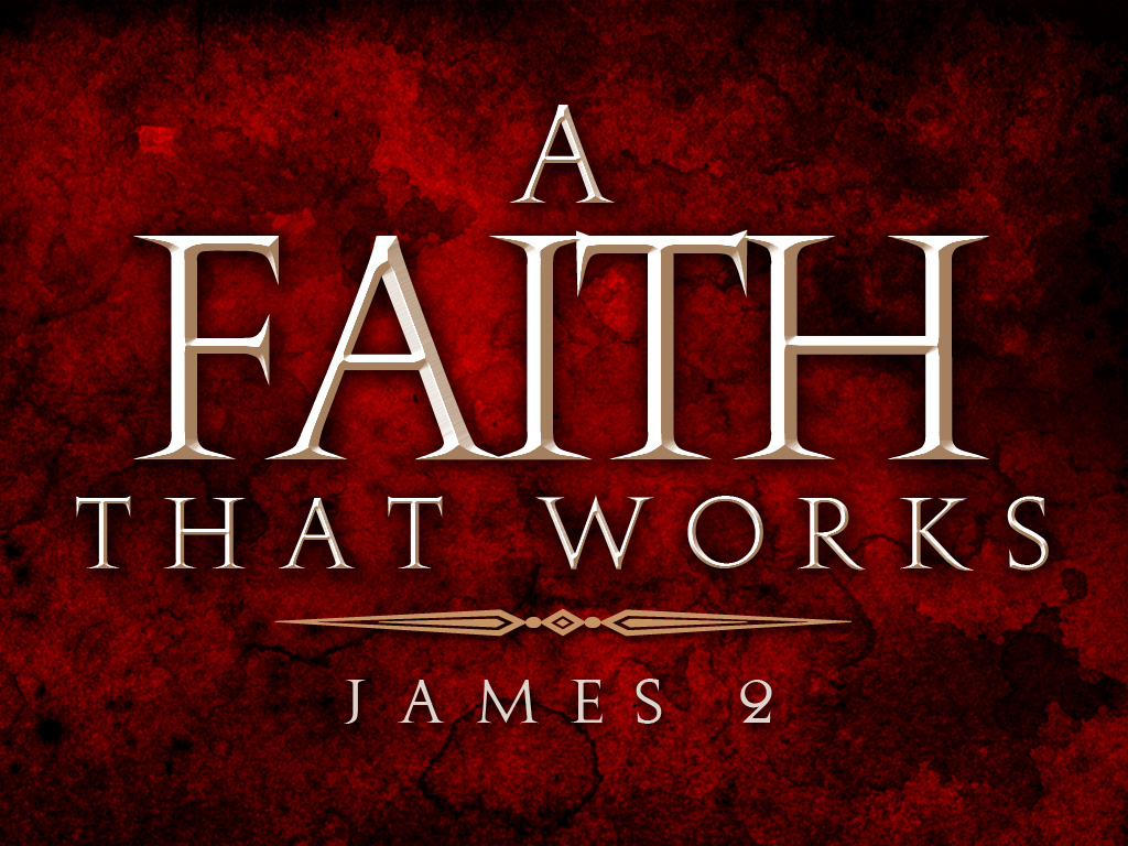 Faith + Works = Grace