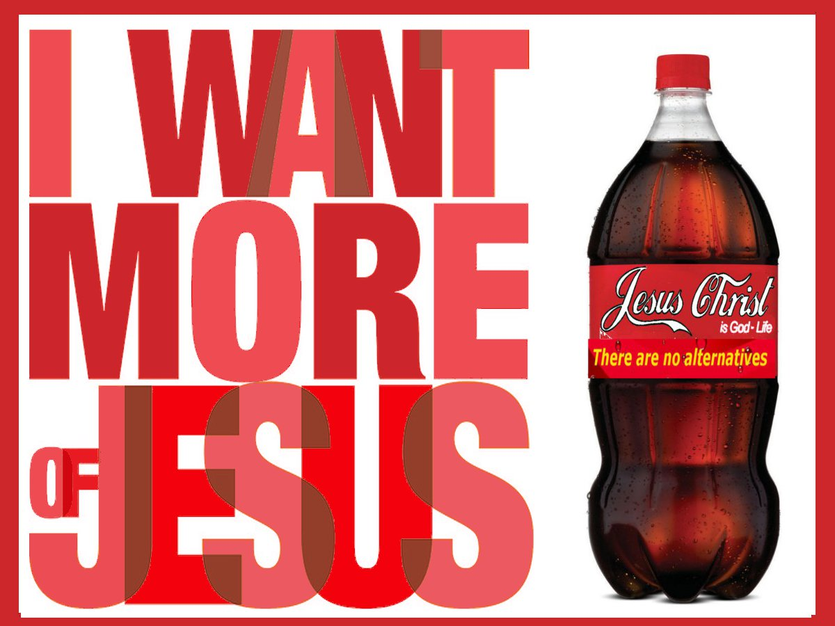 Carbonated Christians