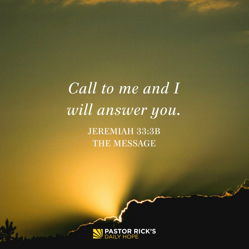 Ask God for the Impossible