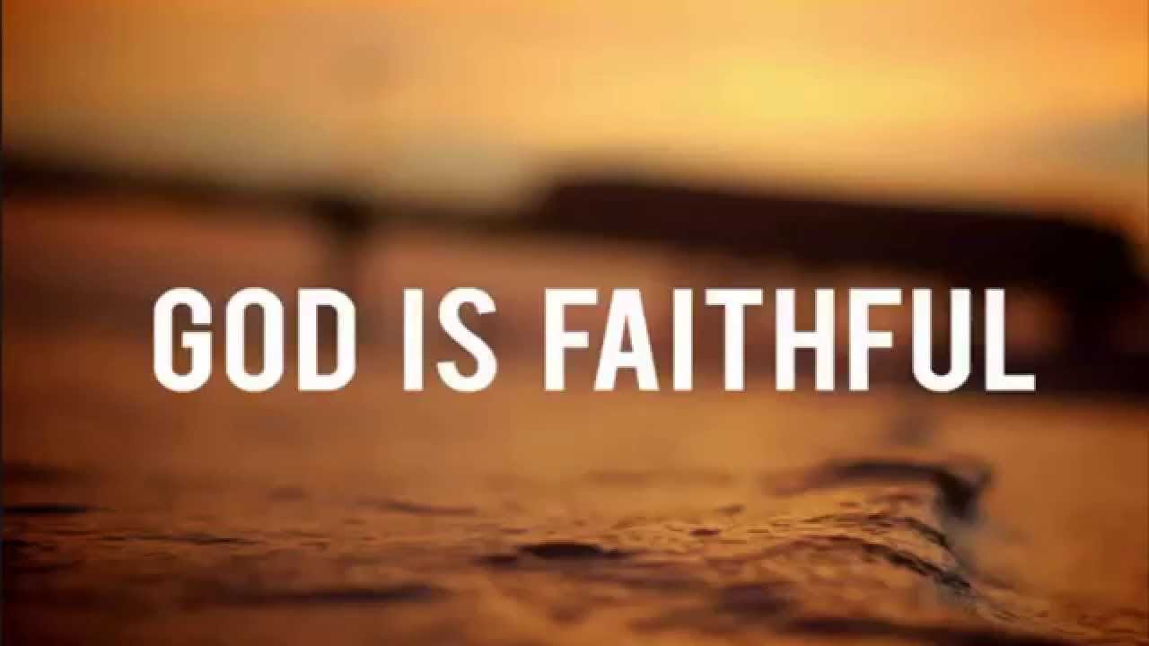 Build your Faith in God