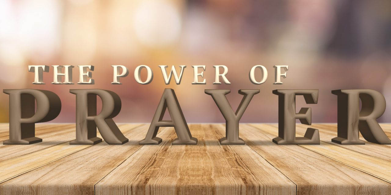 Power in Prayer Starts with Believing God's Goodness