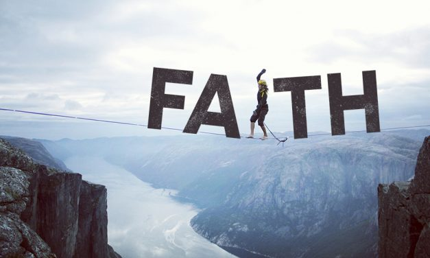 God Wants to Take You Deeper in Faith