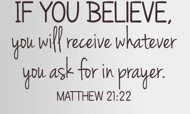 Does Prayer Make a Difference
