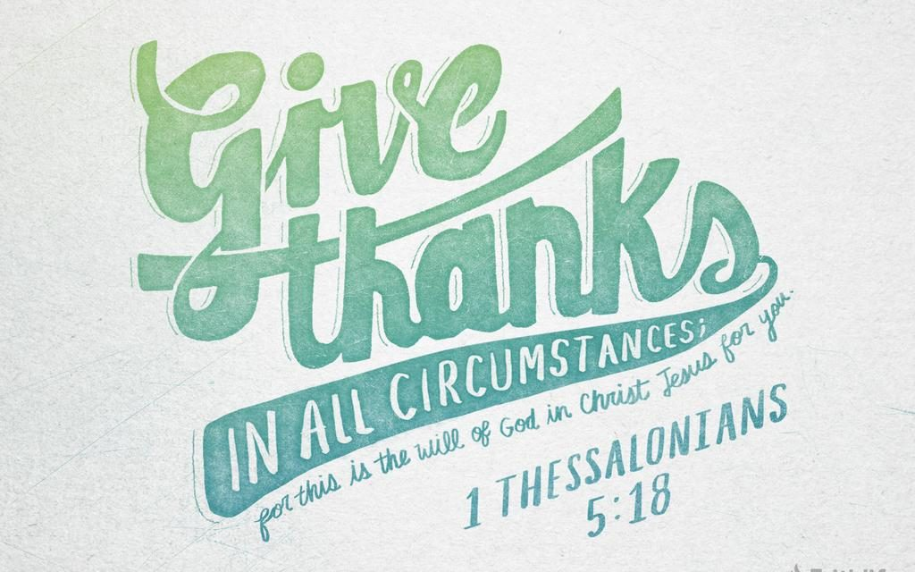 Being Thankful Anyway