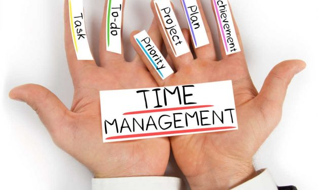 Trying to Manage Your Time? Don't Go It Alone