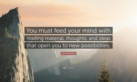 Feed Your Mind with God's Word