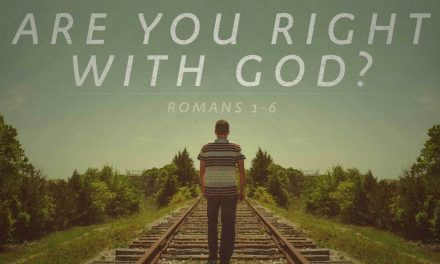 How Can I Make Things Right with God?