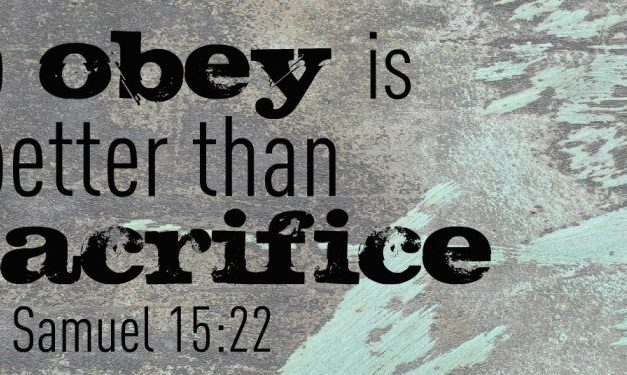 Making the Best Choice to Obey