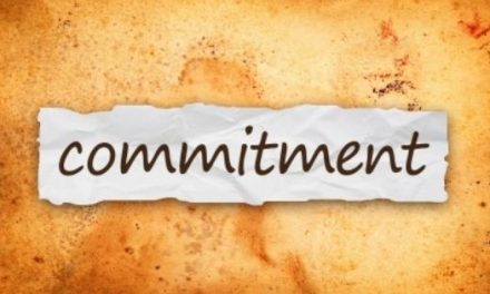 To Make a Connection, Make a Commitment