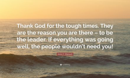 Why You Need Others in Tough Times
