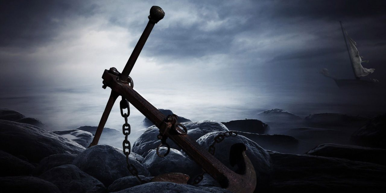God's Presence: Your Anchor through Any Storm