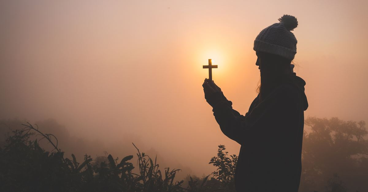 Two Steps Toward Knowing God's Will