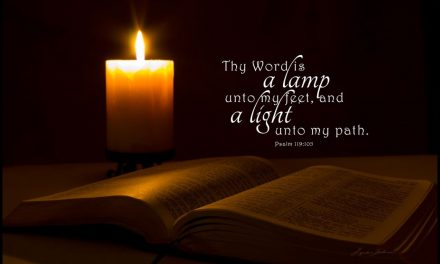 Make Your Decisions Using the Light of God's Word