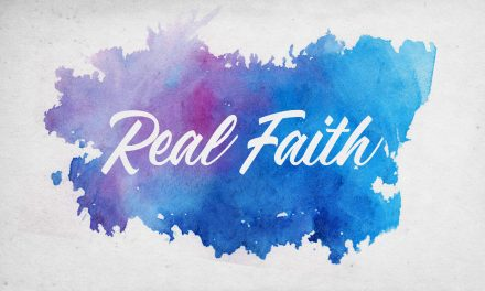 Real Faith Is More Than Just Believing