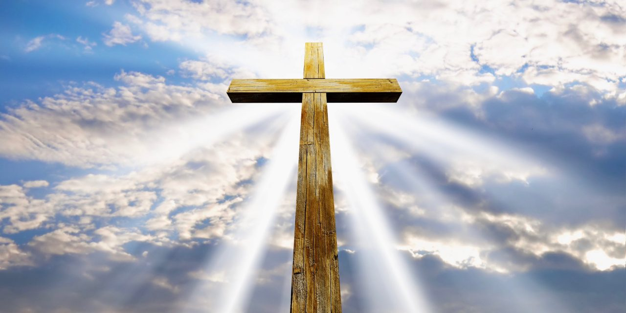 Bound to the Cross by Love